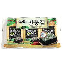 オリーブオイル韓国伝統のり